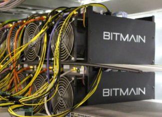 bitmain bitcoin mining crypto