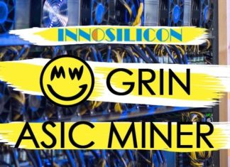 Innosilicon GRIN ASIC Miner Announced!