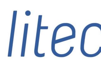 Litecoin (LTC) Embraces New Blue Logo Design after a Successful Debut at the UFC