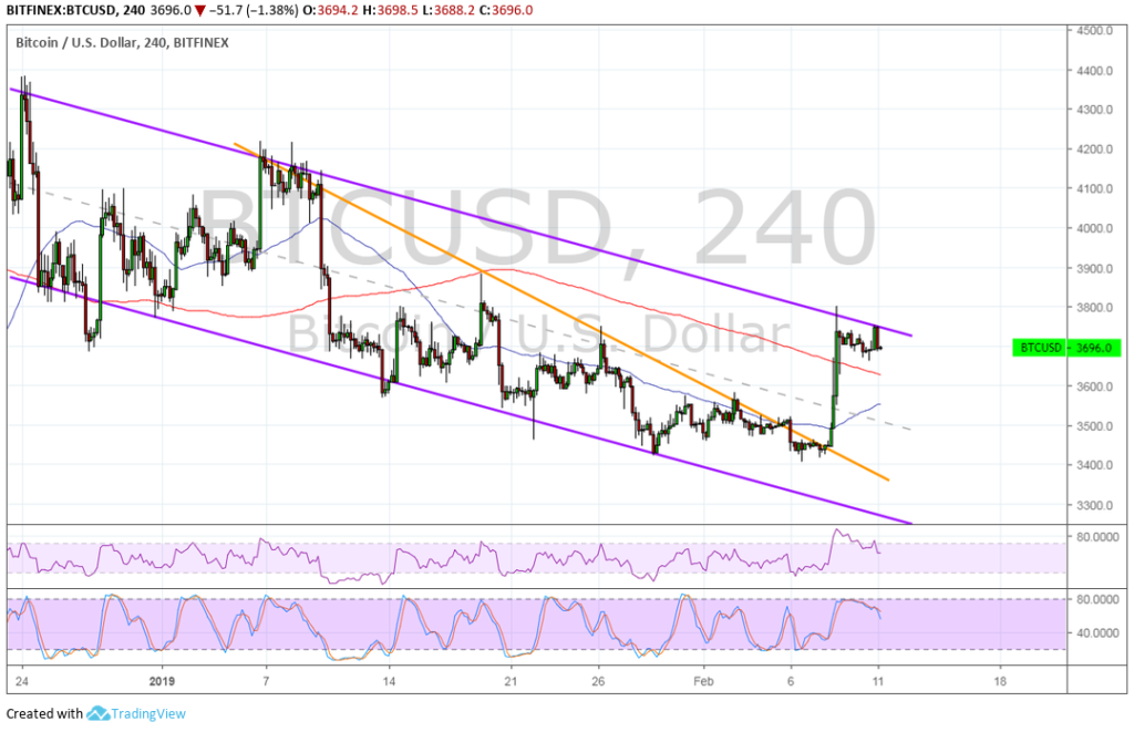 Bitcoin (BTC) Price Analysis: Finally, Some Signs of Life!