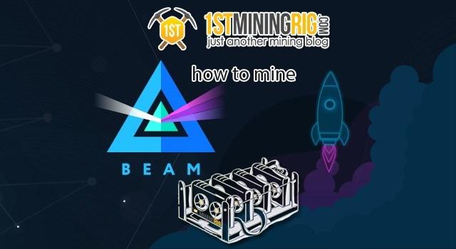 How to Mine Beam With Nvidia and AMD GPU