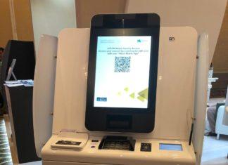 Blockchain ATM