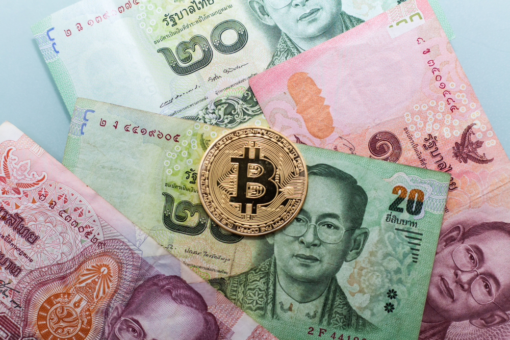 Thailand Bitcoin cryptocurrency