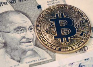Bitcoin, India, Rupee