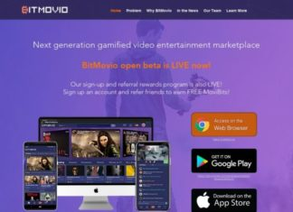 Powerhouse Production Company Endemol Shine International Partners with Blockchain Startup BitMovio