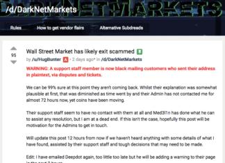 Suspicion Grows Over Dark-Web Market's $30 Million Crypto Theft