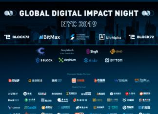 Alephium to Attend Global Digital Impact Night During New York Blockchain Week 2019