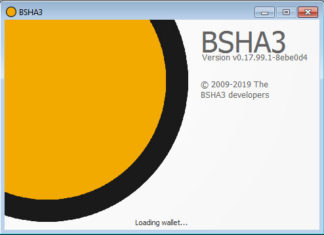 BSHA3 is a SHA3d Community Supported Proof of Work Crypto Coin