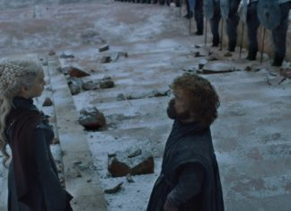 The Iron Throne is Won With a Final Shock Twist