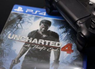 uncharted 4 sony ps4