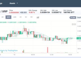 BTT/XRP on Bitrue Hits Headline, More XRP trading Pairs on DCEX Too