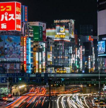 Tokyo financial hub