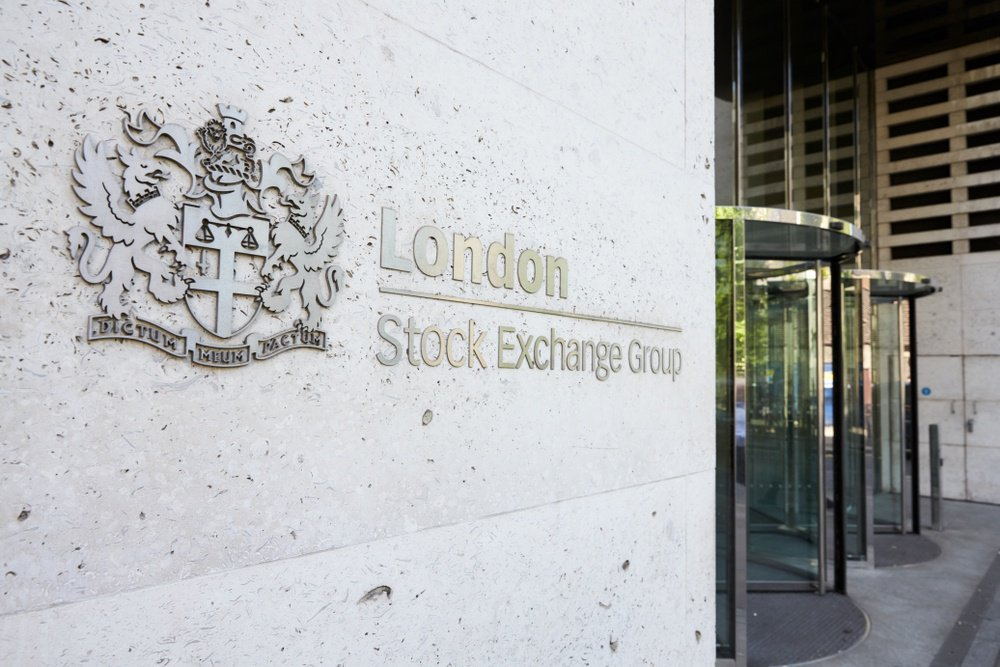 London stock exchange, crypto, blockchain etf