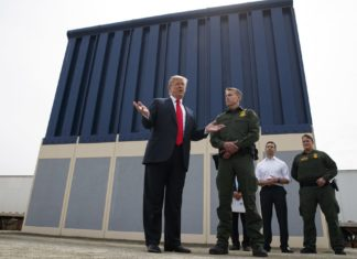 donald trump, us-mexico border wall