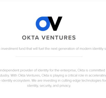 $50 Million Okta Ventures to Fund Modern Identity Solutions