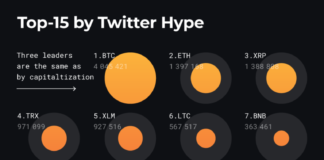 Bitcoin (BTC) Remains the Crypto King, Both in Marketcap and Twitter Hype