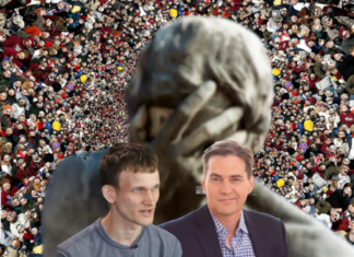 Crypto Wars Continue - Bitcoin's Self Proclaimed Founder Craig Wright Threatens to Sue Ethereum's Vitalik Buterin