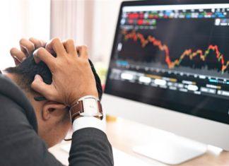frustrated emotional trader