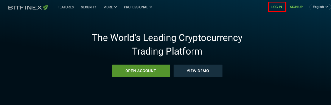 How to Trade Crypto On Bitfinex