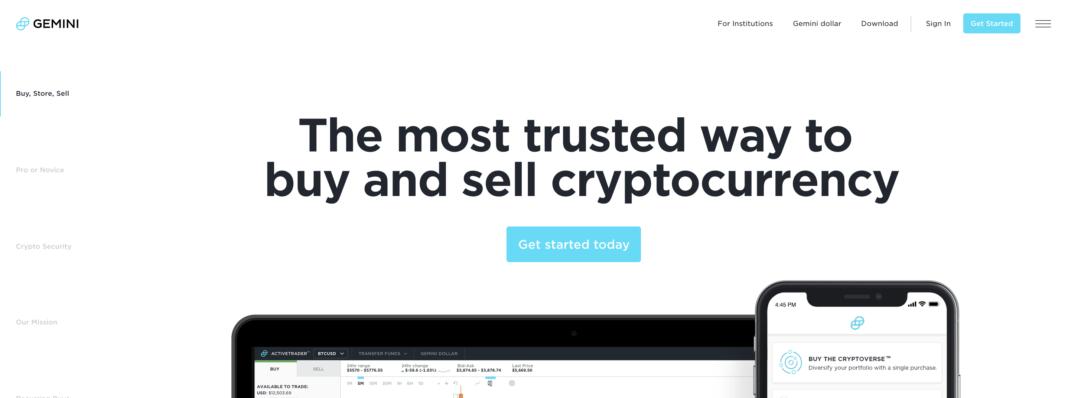 How to Trade Crypto On Gemini