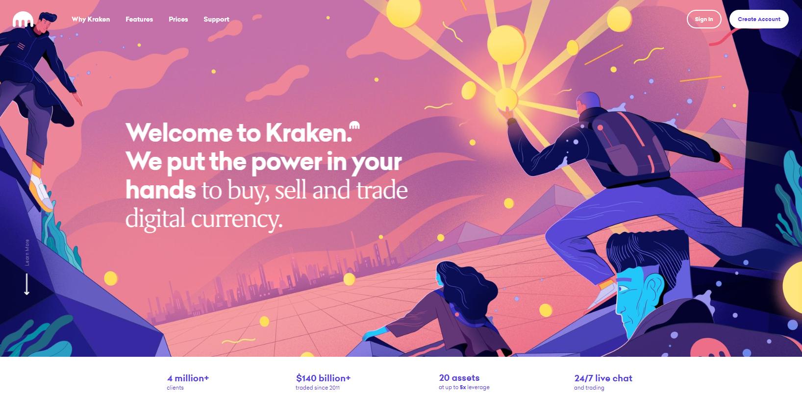 how to trade on kraken