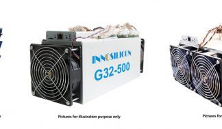 Innosilicon G32 GRIN ASIC Miners Now Up for Pre-order
