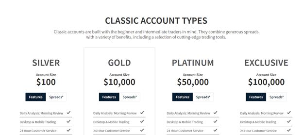 TRADE.com trading accounts