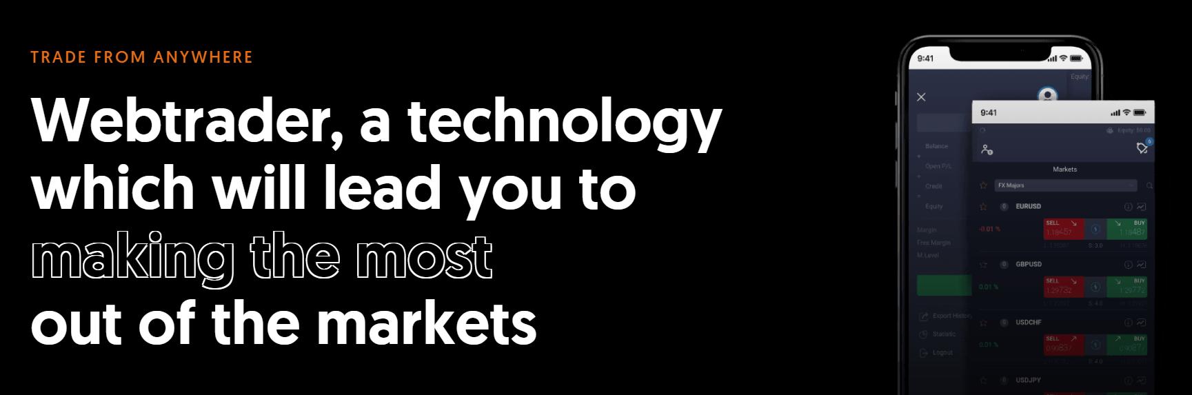 Global Solution mobile trading